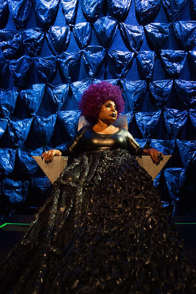 Elza Soares: a diva faz show na Lapa