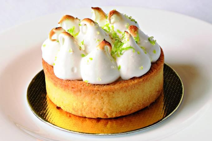 deli delicia tortinha de limao