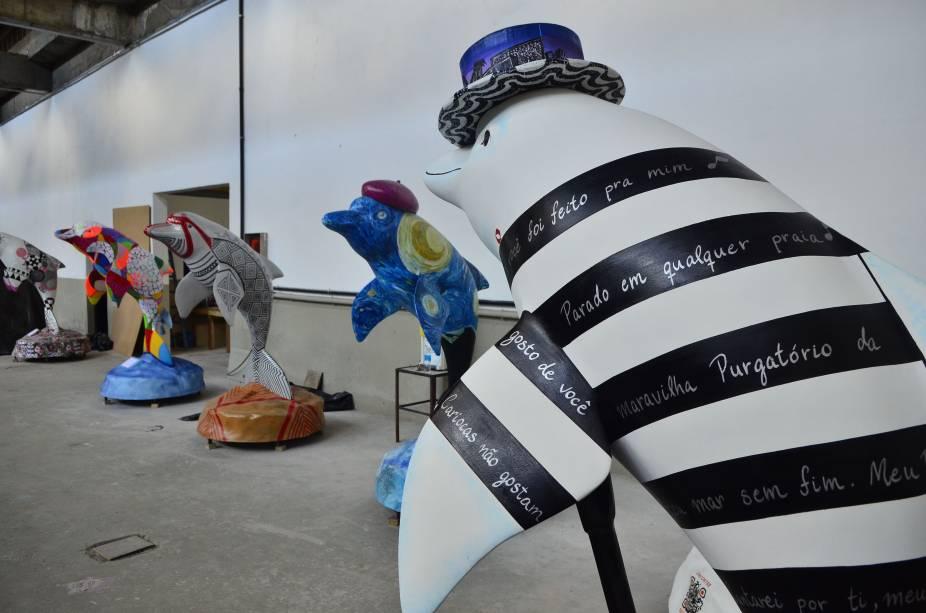 Exposição Memórias do Boto integra o calendário oficial de comemoração dos 450 anos do Rio