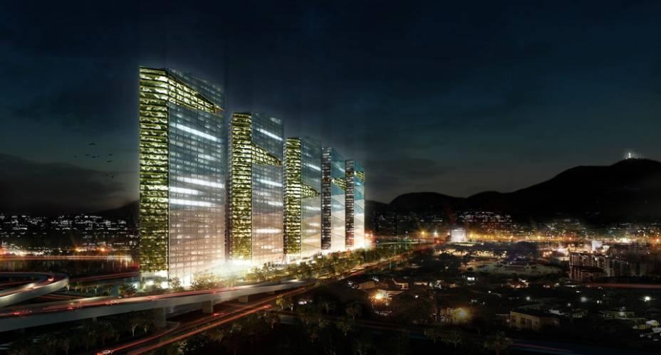 Com previsão de início das obras em 2013, serão investidos cerca de R$ 6 bilhões na construção das torres.<br>