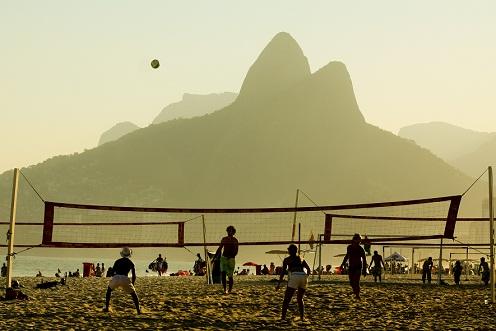 Praia de Ipanema<br>