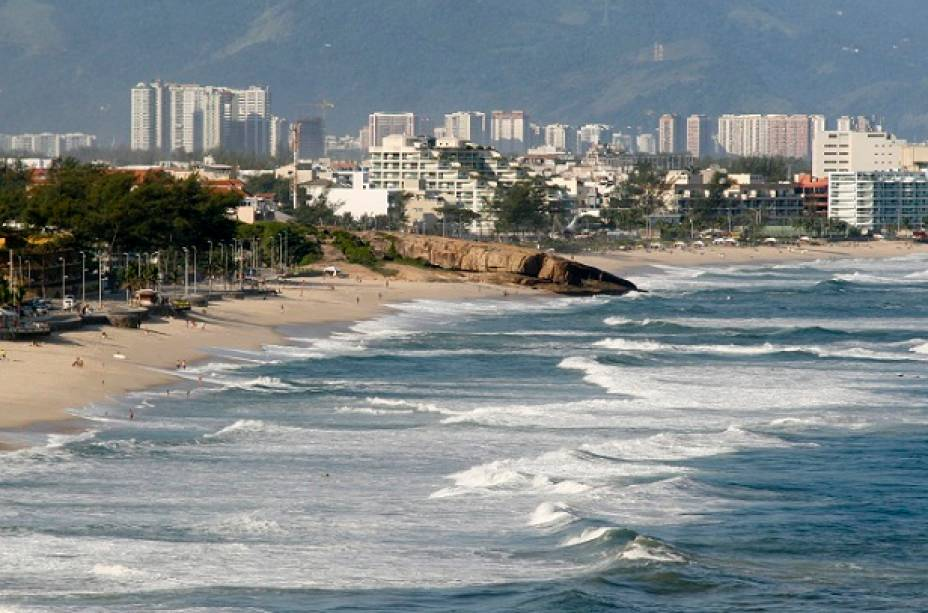 Praia do Recreio<br>