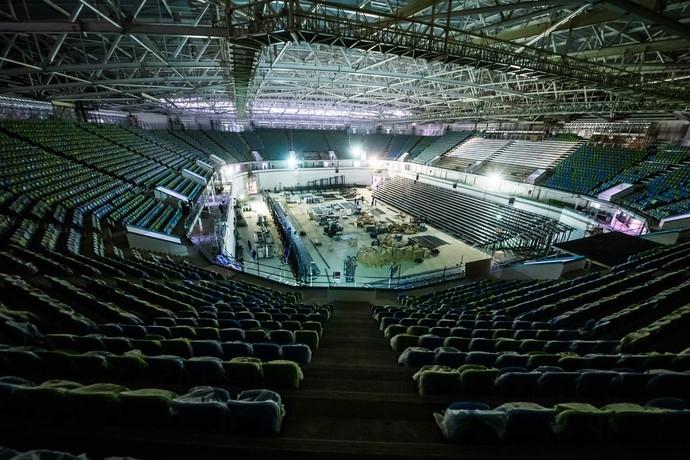 Parque Olímpico Arena Carioca 1