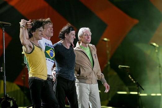 O maior show dos Stones
