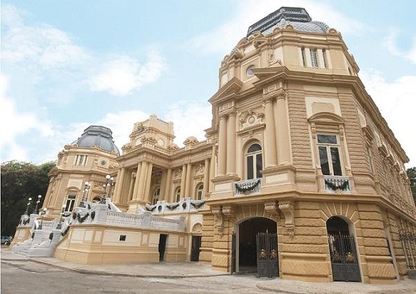 Apesar de crise, governo do Rio reforma palácio sem uso | VEJA RIO