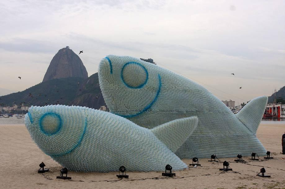 Em busca de propostas para o uso consciente do ambiente, representantes de 190 países se reencontraram no Rio, vinte anos depois da Rio 92, em três dias de debates