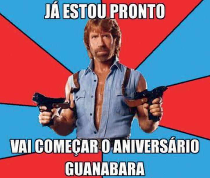 Tradição no Rio, a liquidação de aniversário da rede Guanabara atraiu uma multidão de clientes, que se engalfinharam atrás de ofertas