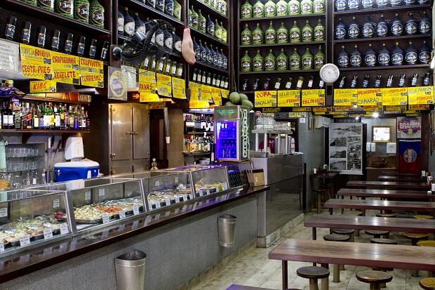 A Adega Pérola foi fundada em 1957, em Copacabana.