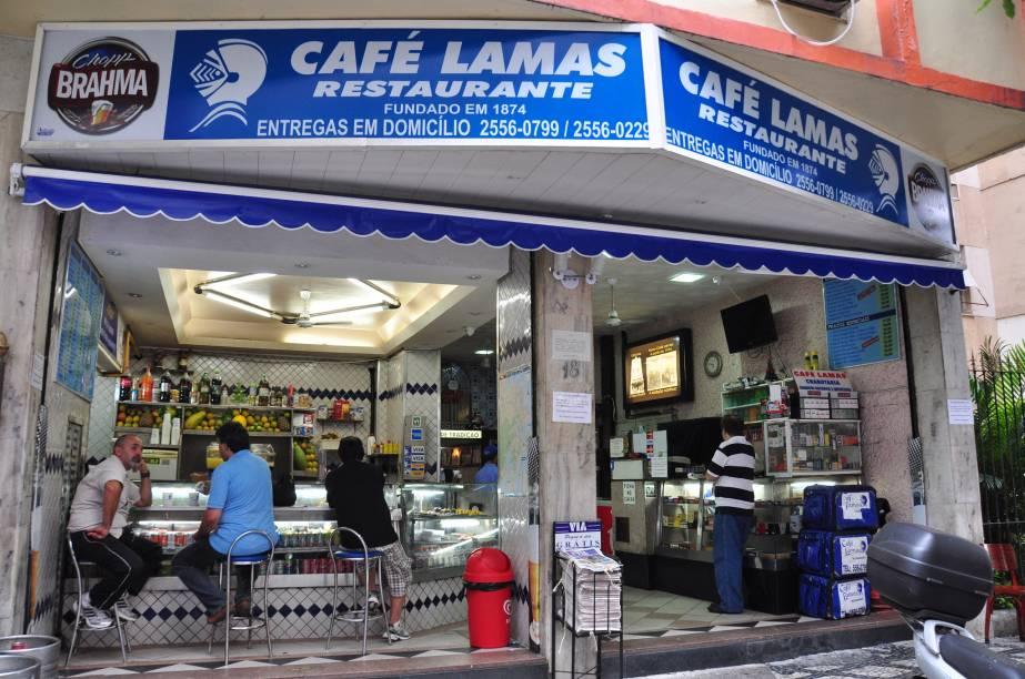 Café Lamas