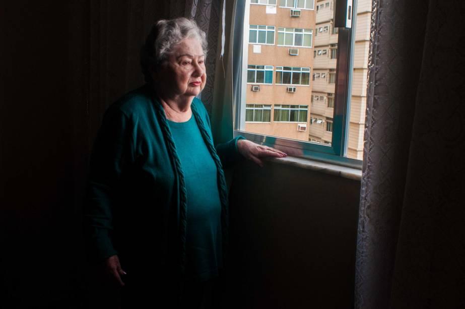 Fotógrafa visitou a casa de sobreviventes do holocausto