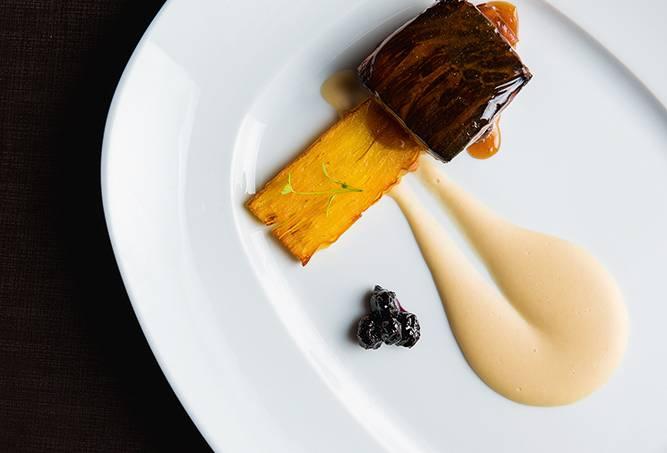 Olympe, eleito o melhor restaurante francês