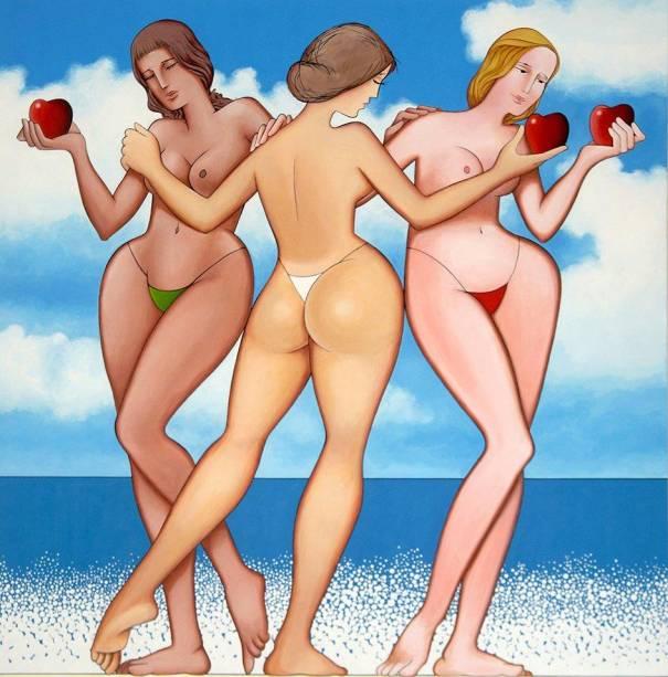 As Mulheres de Ziraldo