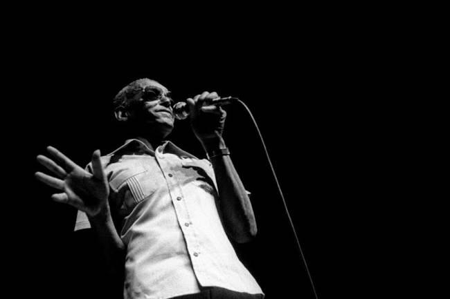 Cartola: poeta morreu em 30 de novembro de 1980, aos 72 anos