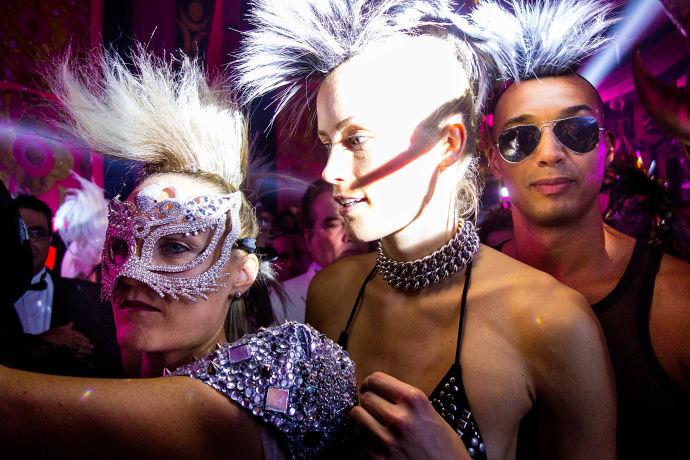 Baile de Carnaval no Copacabana Palace: fevereiro de 2013