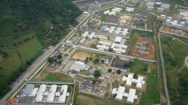 Complexo Penitenciário de Bangu