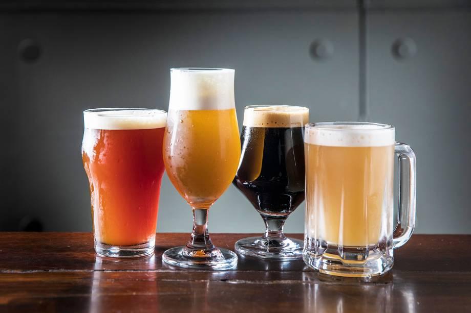 Rio de janeiro: 09-07-2018: Booze Bar   .