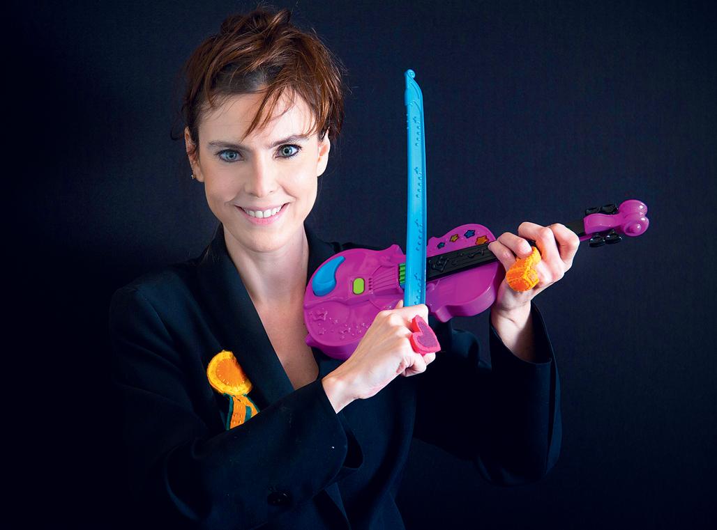 Adriana Calcanhotto e a Orquestra Sinfônica Brasileira