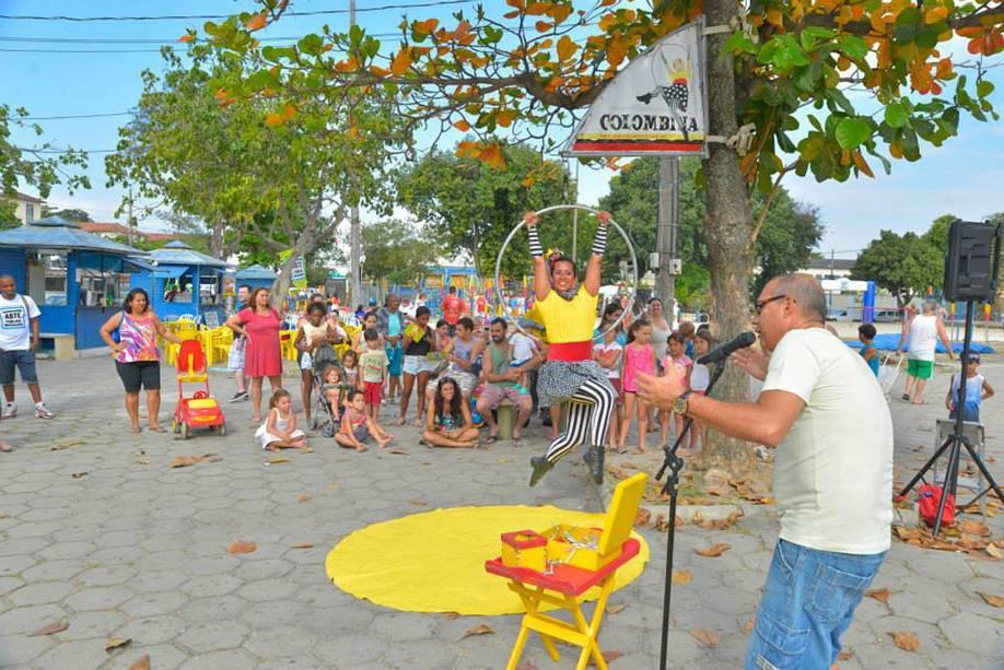 Programação do 2º Festival de Arte Pública conta com espetáculos para adultos e crianças