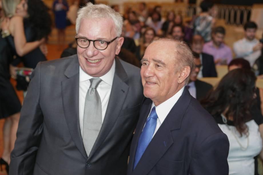 Marco Nanini e Renato Aragão