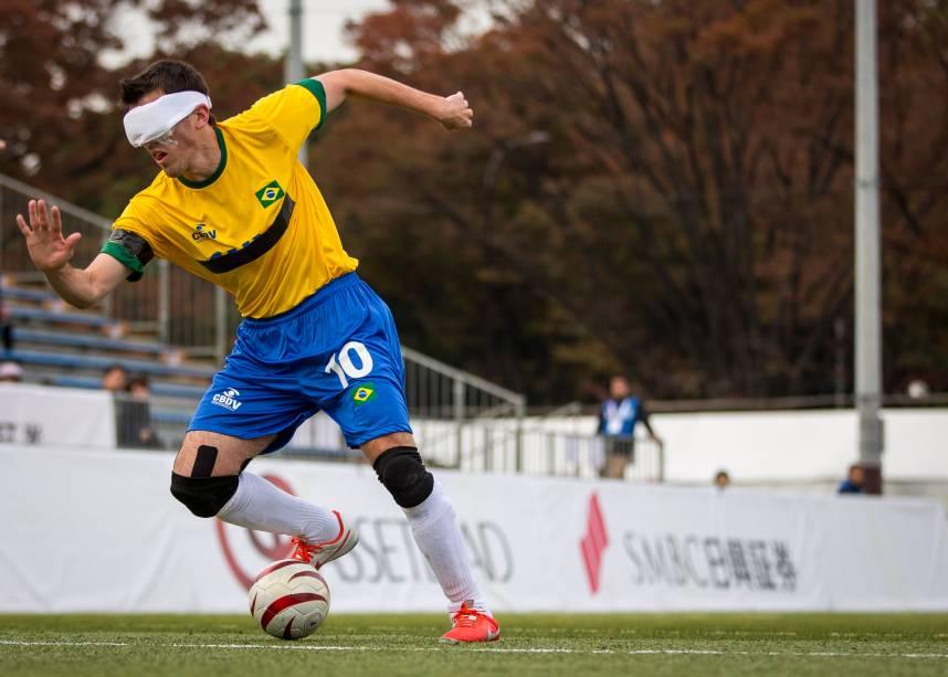 Ricardo Alves, na seleção de futebol