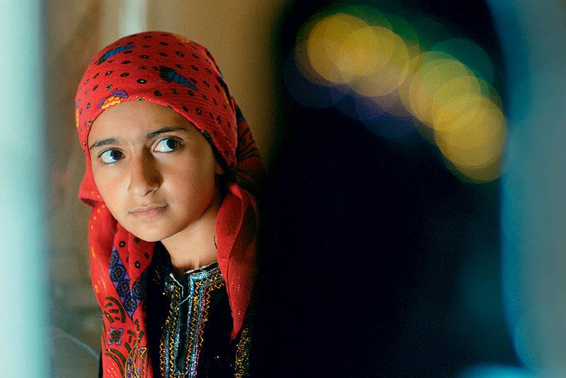 Reham Mohammed: no drama iemenita 10 Anos, Divorciada