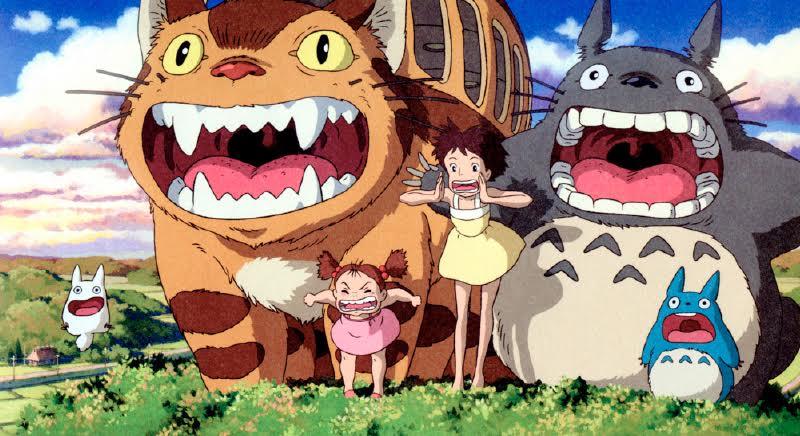 em>Meu amigo Totoro</em> no CCBB, às 14h de sábado (3).