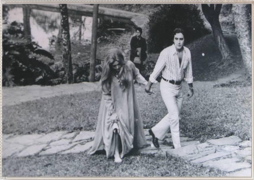 Wanderléa e Nanato: eles viveram juntos por quase uma década