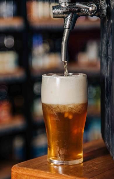 Biergarten: reduto cervejeiro na Tijuca