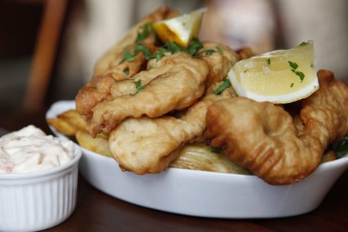 Botto Bar – fish and chips