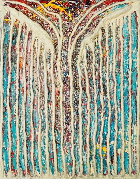 Untitled  150305, de Jiro Yoshihara
