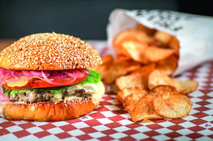 Reservea TT Burger