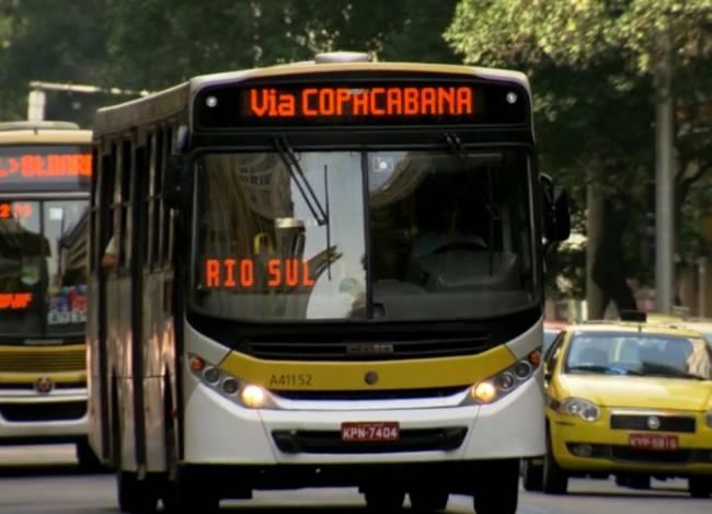 ônibus Zona Sul