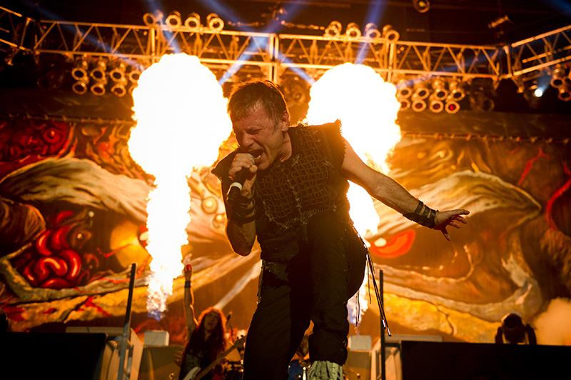 Iron Maiden: décima vez no Rio