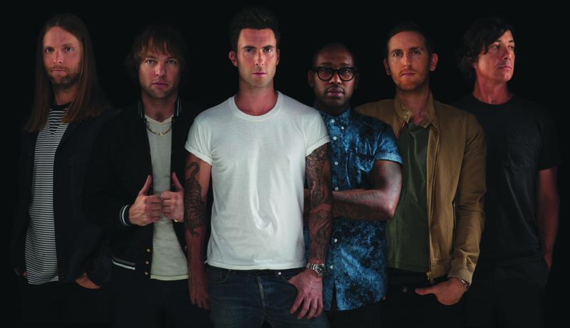 Maroon 5: ingressos esgotados para o show na Apoteose