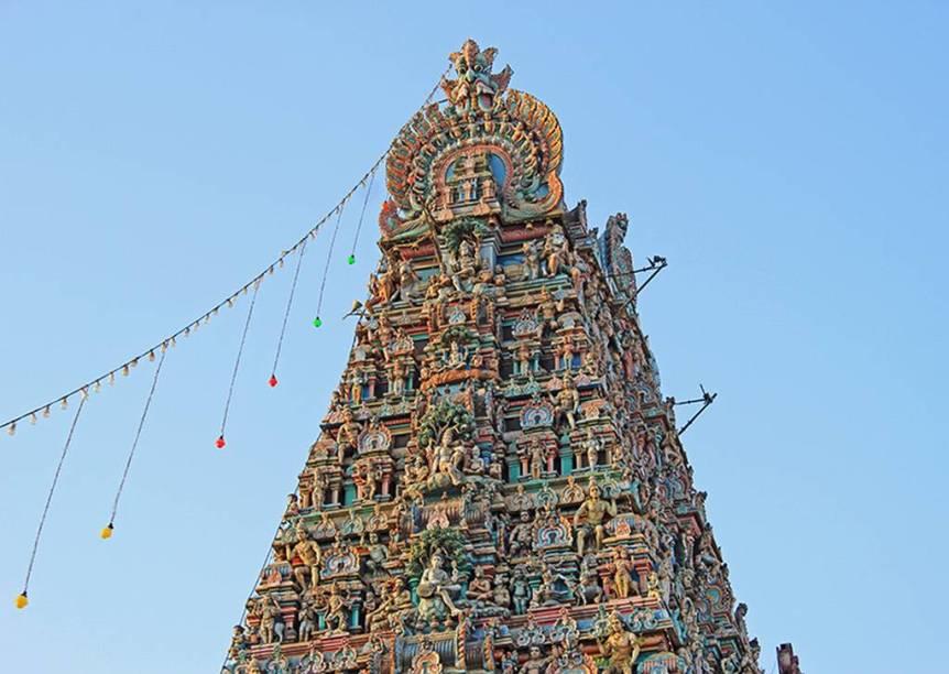 Lar da civilização indiana, Chennai tem uma cultura que remonta há 2.000 anos