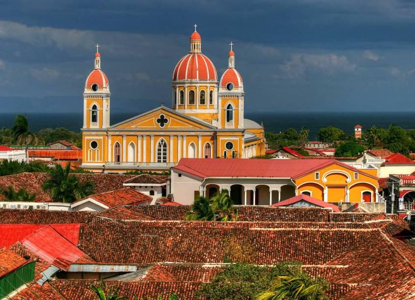 Segundo o Lonely Planet, a montanhosa Nicarágua é também um dos países mais seguros das Américas