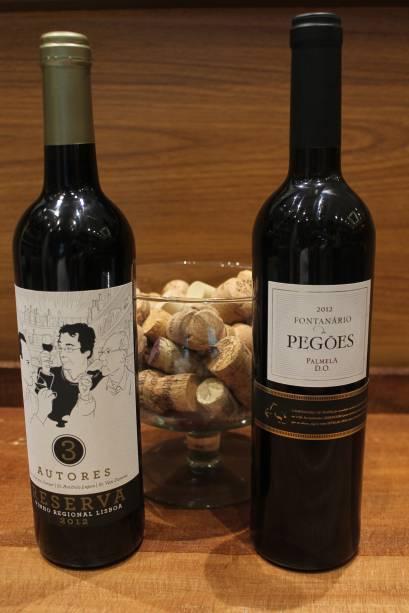 Grife dos vinhos
