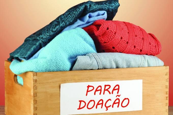 casacos // agasalhos // doação