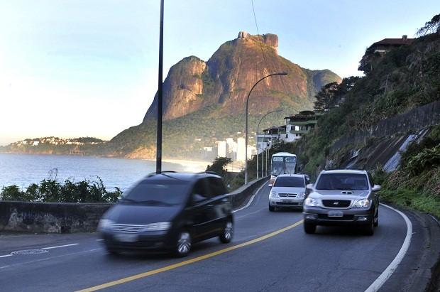 Avenida Niemeyer