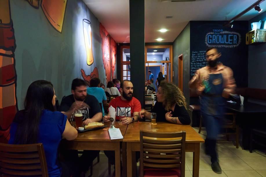 Beerita: cervejas cariocas em Botafogo
