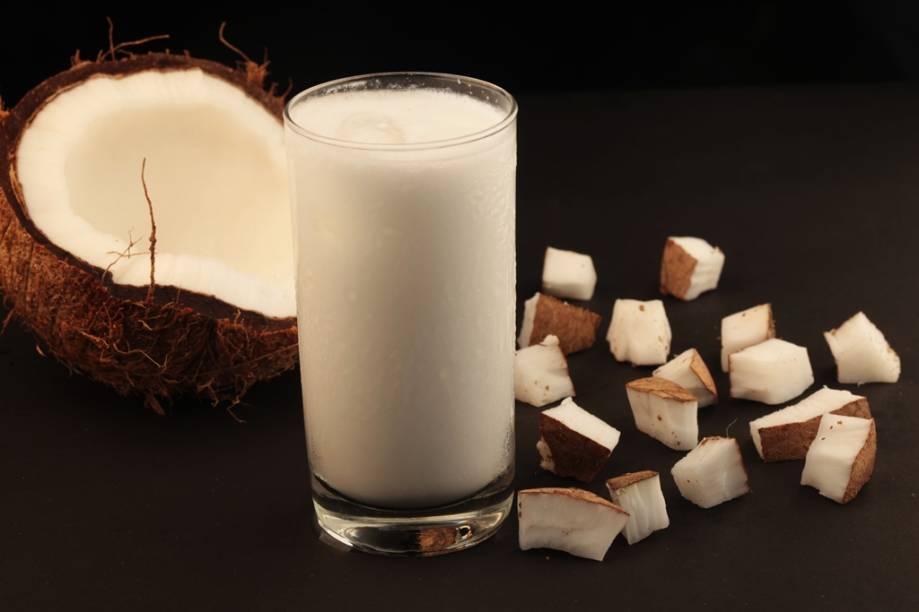 Batida de coco: clássico da Academia da Cachaça