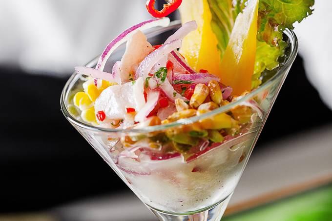 Páru Inkas Sushi & Grill_ceviche