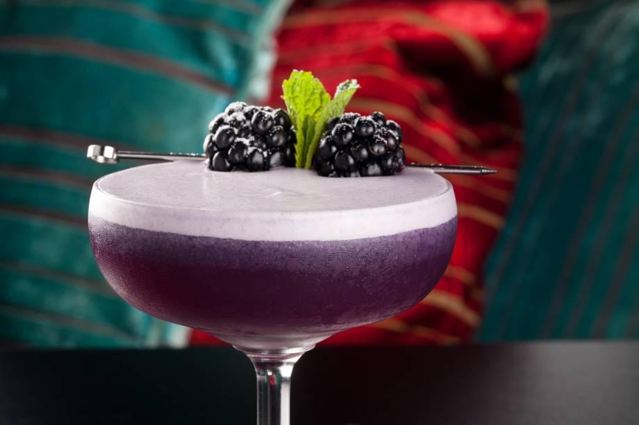 Gin & Tea: novo drinque do Bar DHôtel