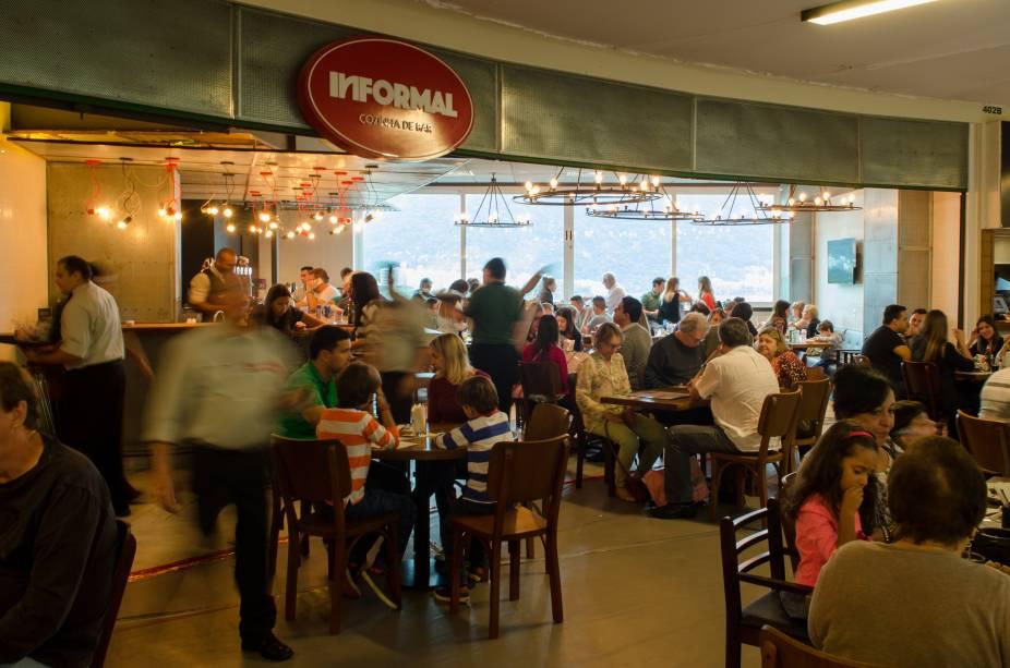 Informal Cozinha de Bar: novidade no Shopping Leblon