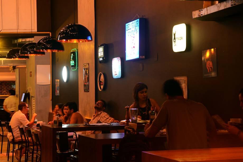 Birreria Escondido, CA: novo point cervejeiro em Botafogo
