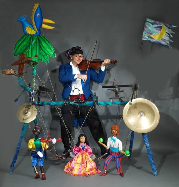 Mr. Bruno e sua máquina: no Teatro Carlos Werneck
