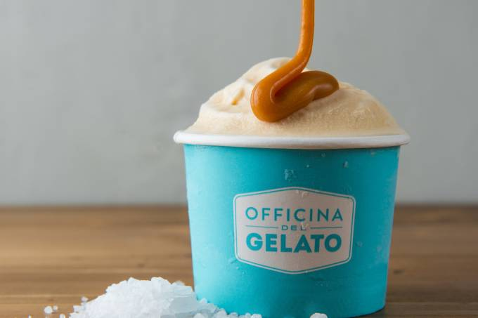 Caramelo com Sal_Officina del Gelato