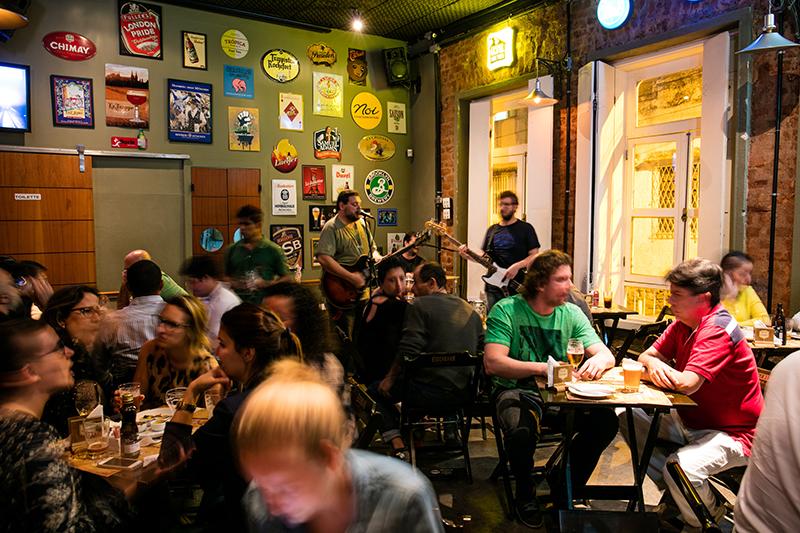 Blues e rock dominam as caixas de som: ao vivo, há apresentações na terça e na quinta