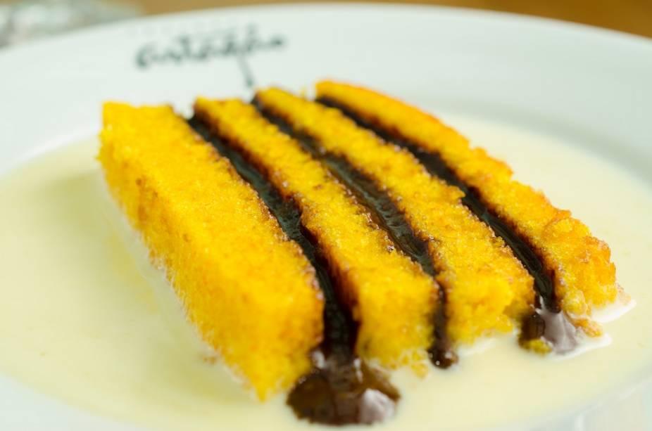 Bbolo de cenoura com nutella: alternativa ao famoso bolo de chocolate