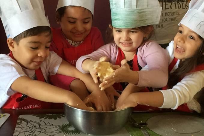 Pequeno Chef Rubayiat
